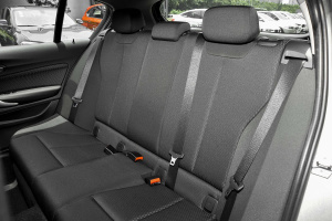 宝马1系(进口)后排座椅图片