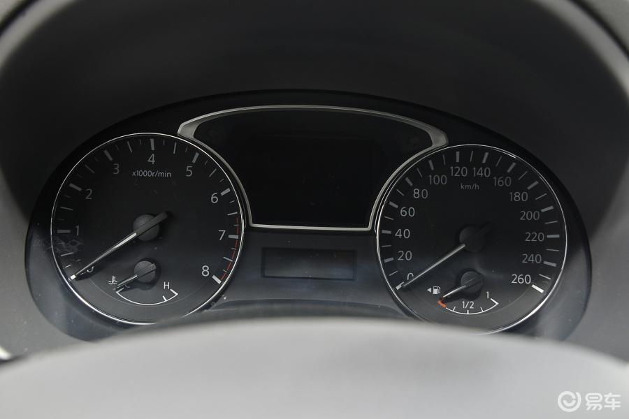 【新天籁2016款2.0XL舒适版仪表汽车图片-汽奥迪r8超级跑车二手车图片