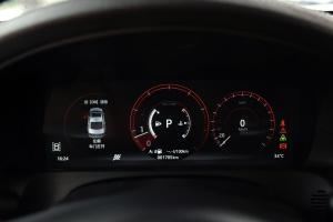 捷豹XFL仪表盘背光显示图片