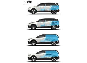 5008全新5008官图