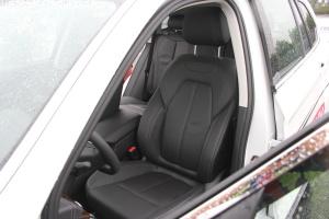汉腾X7 驾驶员座椅