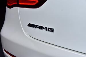 进口奔驰GLC级AMG轿跑SUV AMG GLC 外观