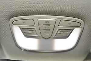 Z300前排车顶中央控制区