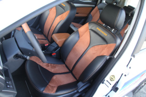 潍柴英致G5驾驶员座椅图片