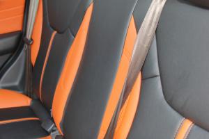 东南DX3                DX3 空间-橙色