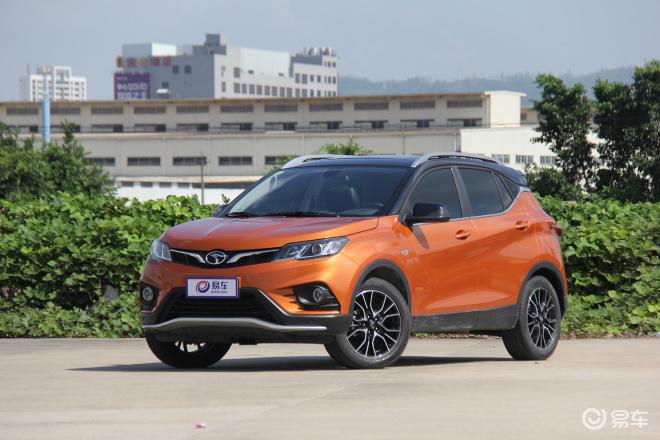 庞大东南汽车东南DX3优惠高达0.2万元 -网通社汽车 庞大东南汽车高清图片