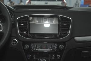 远景SUV中控台整体图片