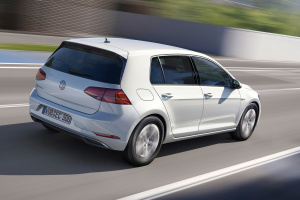 高尔夫Volkswagen-e-Golf-2017-1600-06图片