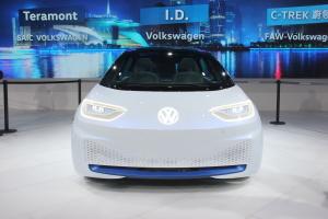 大众I.D.概念电动车大众I.D.概念电动车图片