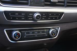 东风风行全新景逸X5 中控台空调控制键