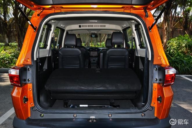 福汽启腾V60 启腾V60 空间——橙色
