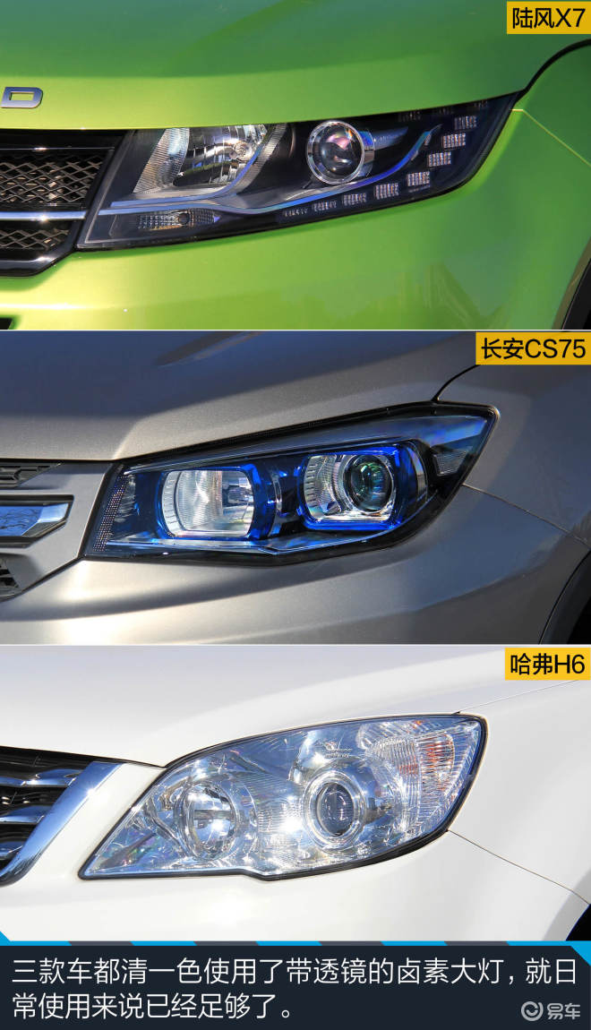 陆风X7 2015款 2.0T 全景旗舰版