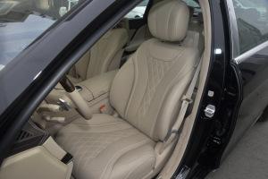 迈巴赫S级驾驶员座椅图片