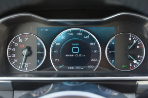 大迈X7仪表 图片