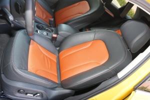 奥迪Q3驾驶员座椅图片