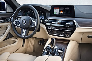 宝马5系旅行轿车(进口)5系旅行轿车图片