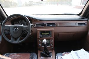帅铃V6 外观-棕色