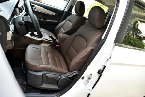 全新景逸X5驾驶员座椅图片