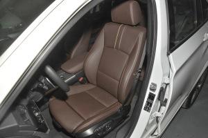 宝马X4驾驶员座椅图片