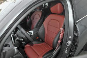 奔驰GLC级(进口)驾驶员座椅图片
