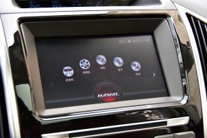 H92017款 哈弗H9 2.0T 5座尊享版