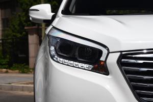 圣达菲2017款 1.5T 自动 智享i3型  外观富贵白