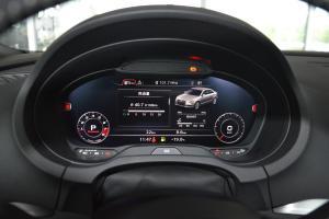 奥迪S3仪表盘图片