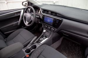 卡罗拉2017款 丰田卡罗拉 改款 1.2T CVT GL-i
