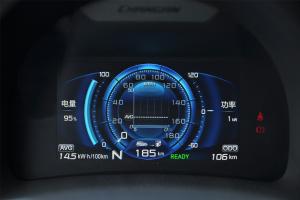 奔奔EV2017款 奔奔EV 纯电动 210公里豪华型图片