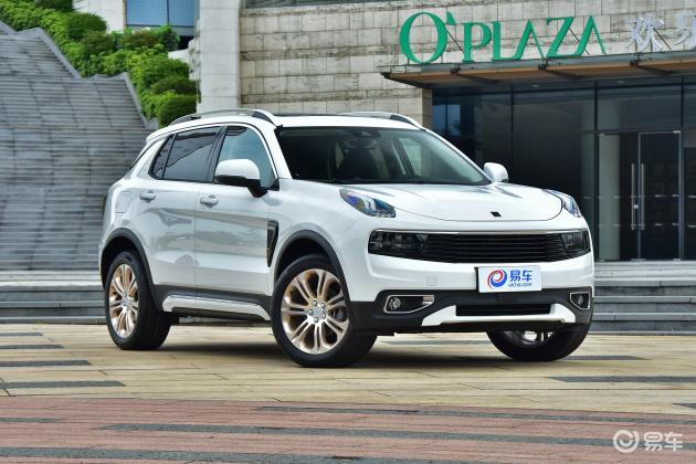 领克01或11月28日上市 广州车展预售/预售价17-24万元