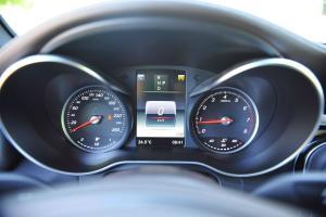 奔驰GLC级(进口)仪表 图片