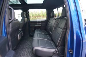 福特F-150后排座椅图片
