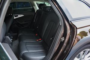奥迪A6(进口)后排座椅图片