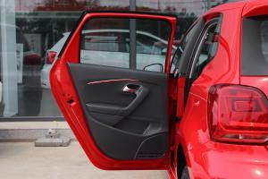 POLO2016款 上汽大众POLO 1.6L 自动 豪华版