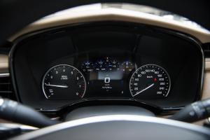 凯迪拉克XT5仪表盘图片