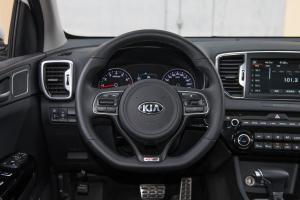 起亚KX5方向盘图片