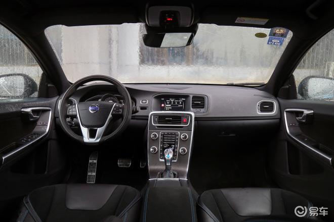 沃尔沃S60(进口)沃尔沃S60(进口)内饰全景正拍