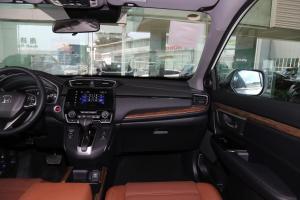 CR-V副驾驶位区域