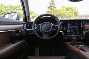 S90驾驶位区域
