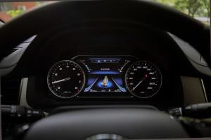 景逸X5仪表盘图片