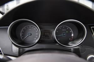众泰SR7仪表盘图片