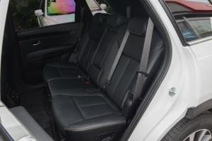 KX7后排座椅