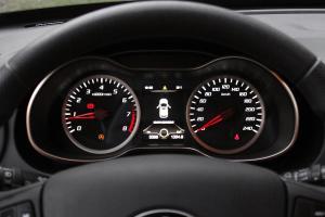 奔腾X40仪表盘图片