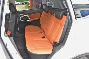 凯翼X5后排座椅图片