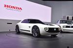 本田Sports EV概念车