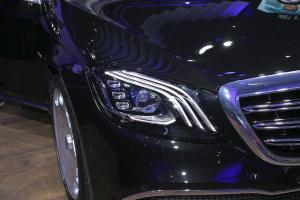 迈巴赫S级奔驰迈巴赫S680