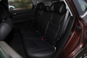 优6 SUV后排座椅图片