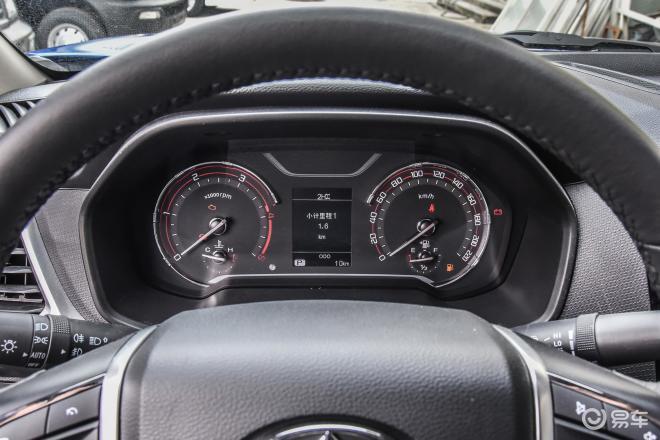 上汽MAXUS T60T60仪表盘