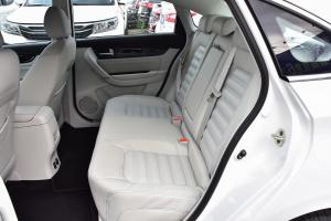 景逸S50 EV后排座椅