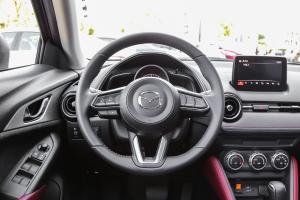 马自达CX-3方向盘图片